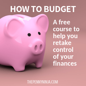 How To Budget - Free Course