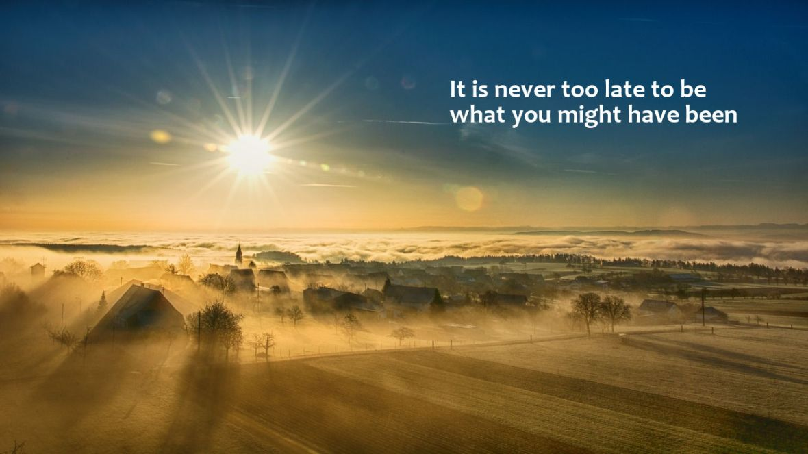 Sunrise - Quote
