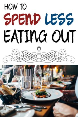 Spend less eating out