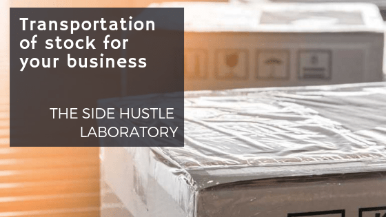 Moving stock around for your side hustle
