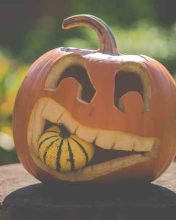 FREE Halloween Pumpkin Carving Stencils