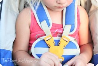kelty 5 point harness