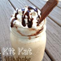 Kit Kat Milkshake Recipe