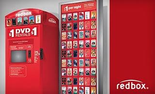 free redbox rental code