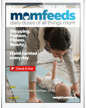 Momfeeds Digital Magazine