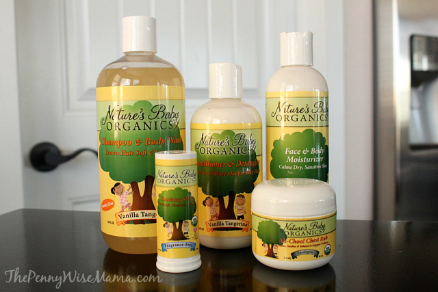 Nature S Baby Organics Bath Body Products Review Giveaway The Pennywisemama