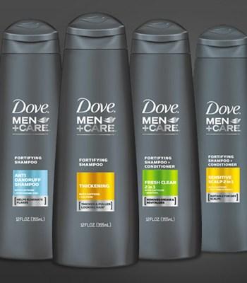 Dove Men Care Hair
