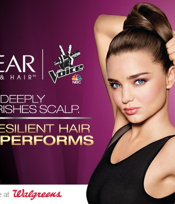 Clear Scalp & Hair Walgreens Promotion