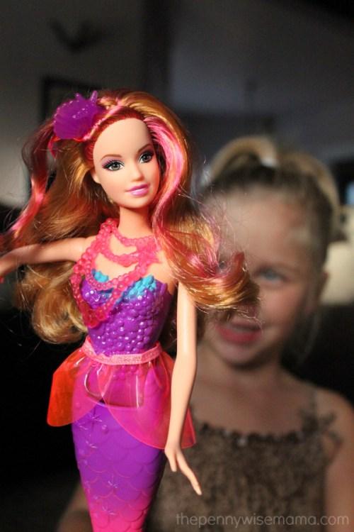 Barbie and the Secret Door Alexa Doll