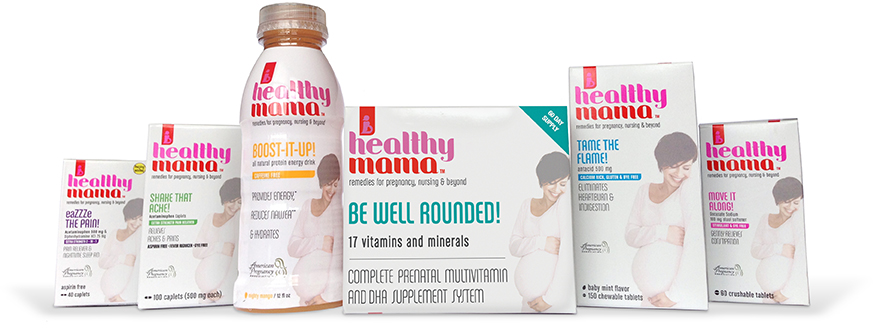 Healthy Mama Products