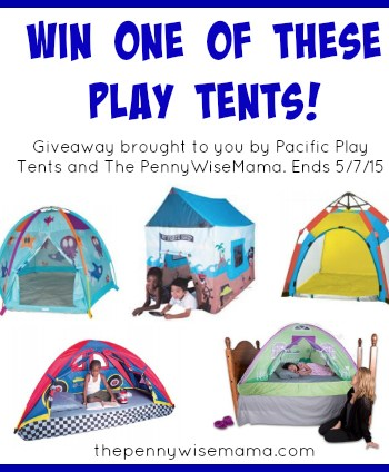 Pacific Play Tent Giveaway