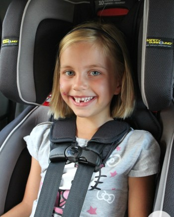 Graco Milestone Car Seat