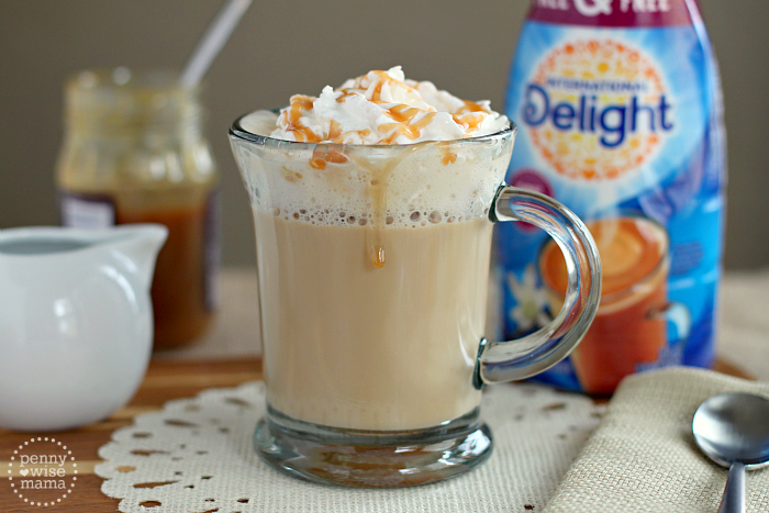 Caramel Vanilla Latte – Make At Home Recipe