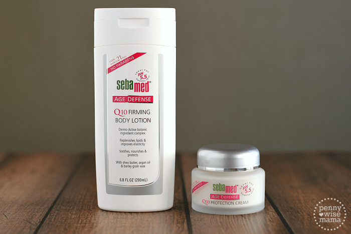 Sebamed Sensitive Skin Care Products for the Whole Family