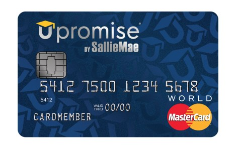 Upromise MasterCard by SallieMae