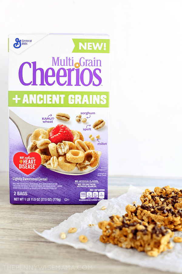 Multi-Grain Cheerios with Ancient Grains