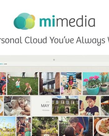 Organize Your Digital Life with MiMedia Cloud Storage