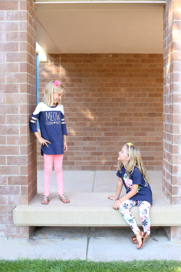2016 Back to school styles from OshKosh B'gosh