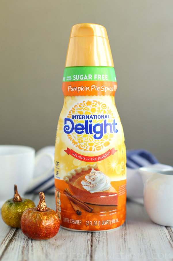 International Delight Pumpkin Pie Spice Creamer