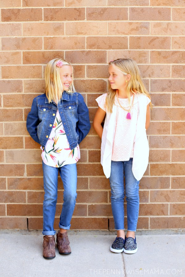 Crazy 8 Back-to-School Outfits
