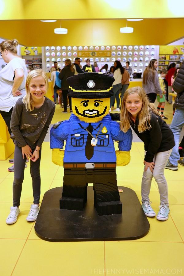 Holiday Shopping at Lego - Colorado Mills Mall