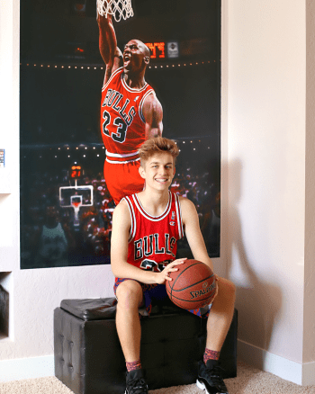 Michael Jordan Fathead - The Ultimate Gift for the Sports Fan