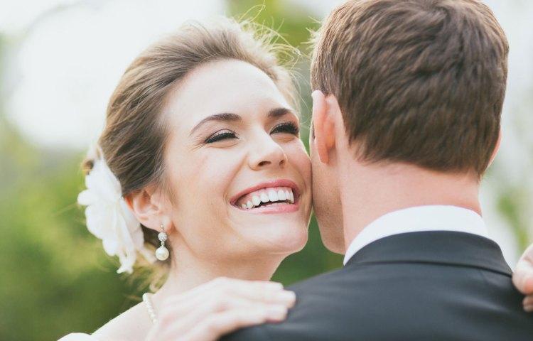 Invisalign Bride