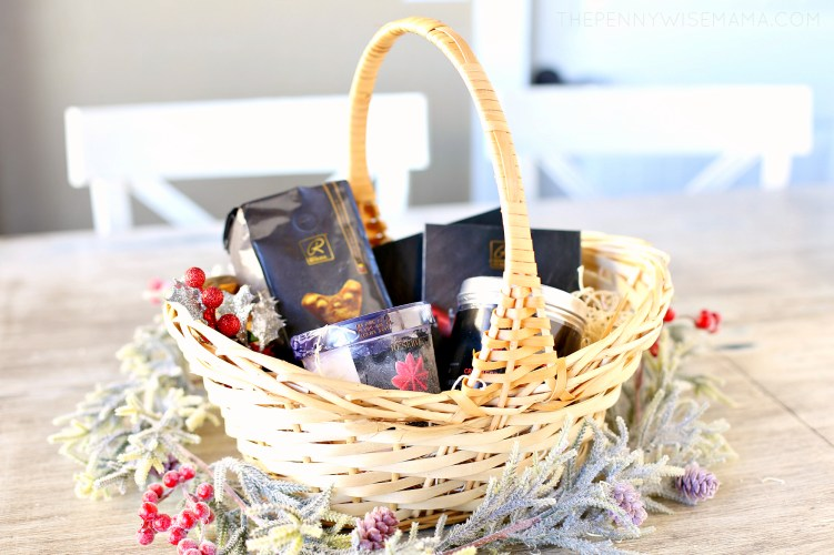 DIY Dessert Gift Basket