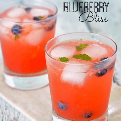 Watermelon Blueberry Bliss