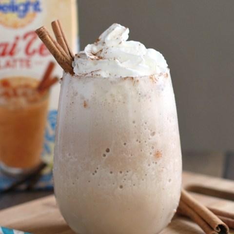 Frozen Vanilla Chai Latte