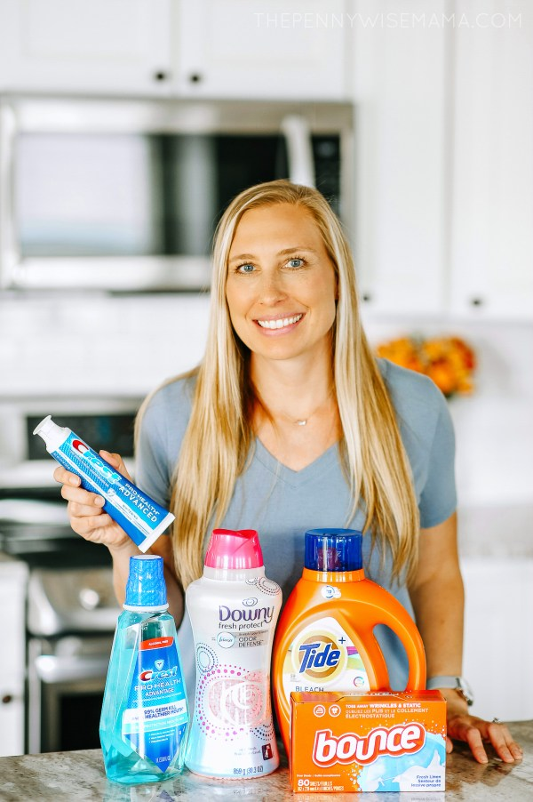Earn Rewards and Support Causes You Care About with P&G Good Everyday