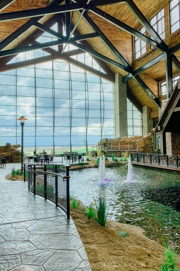Atrium at Gaylord Rockies