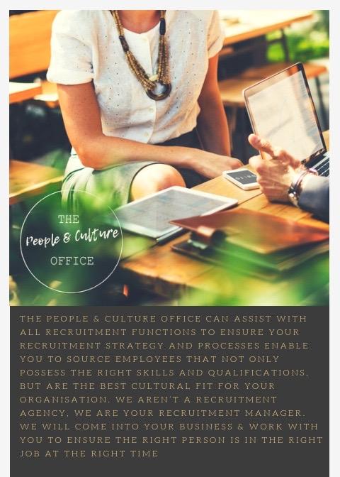 Recruitment | Kalgoorlie | The People & Culture Office