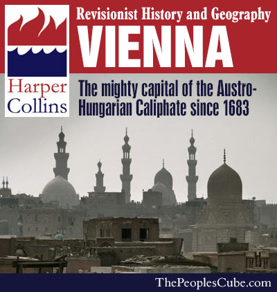 Harper's Revisionist History and Geography