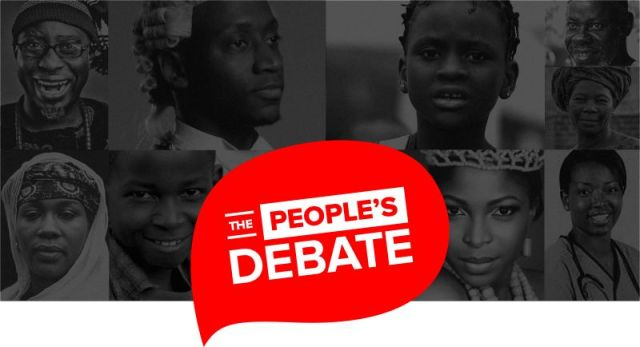 THE PEOPLES Debate header 2