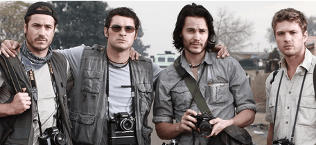 Watch The Offical THE BANG BANG CLUB Trailer Starring Ryan Phillipe