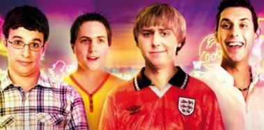 "New UK Poster For THE INBETWEENERS – ""Playerzzz!!!"""