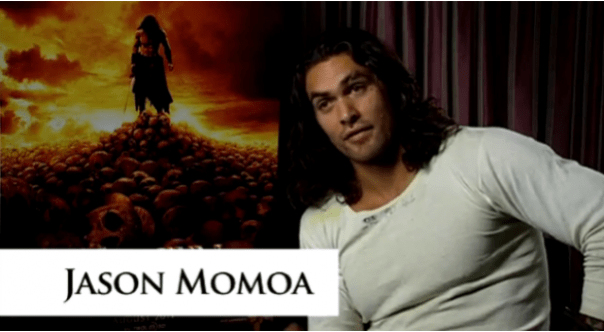 Watch Part 2 Of CONAN THE BARBARIAN Jason Momoa Answers Fans Questions!