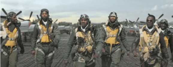 Official Trailer For George Lucas RED TAILS