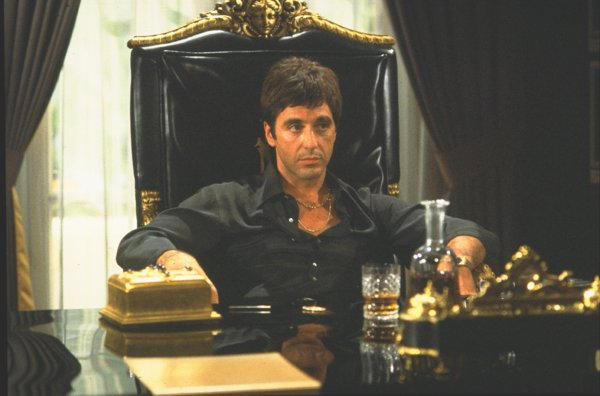 """Say Hello To My Little Friend!""  Scarface Coming To UK on Blu-Ray Finally!"