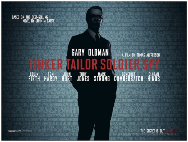 New Character Posters For Tinker, Tailor Soldier Spy - The Peoples Movies