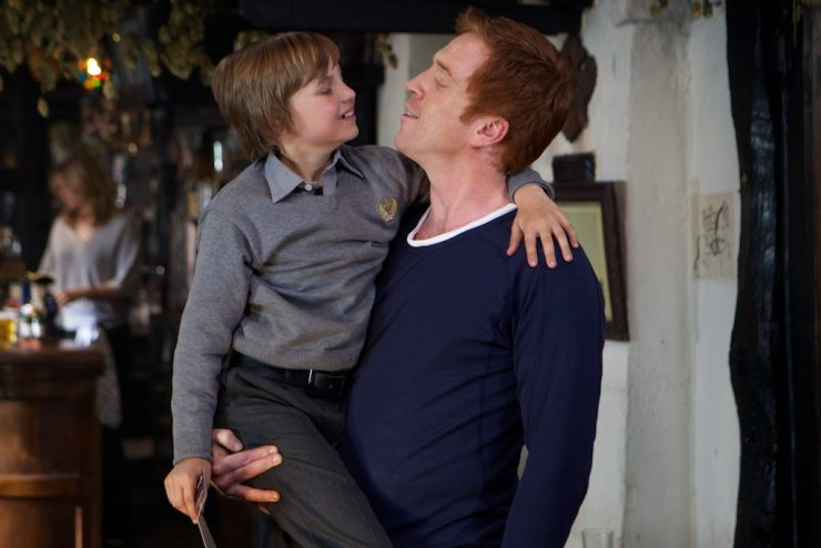 Watch The Official Trailer For WILL starring Damian Lewis, Bob Hoskins