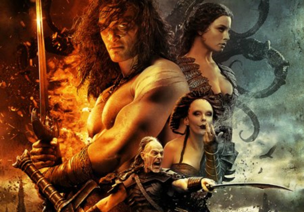 New Images & Posters for 'Conan: The Barbarian'