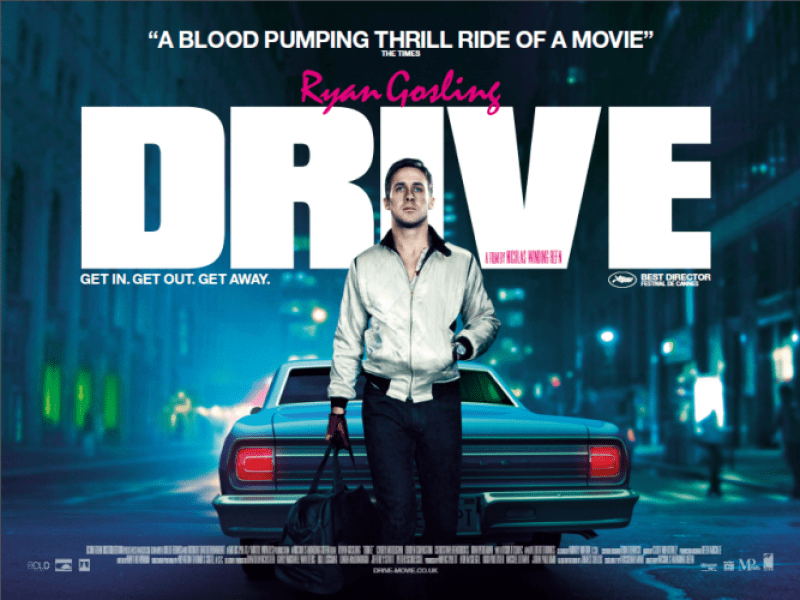 The official UK trailer & poster for Nicholas Winding Refn's 'Drive'