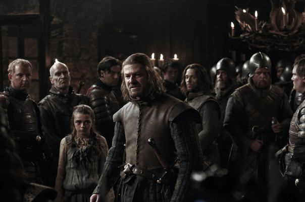 Watch Production Trailer For GAME OF THRONES