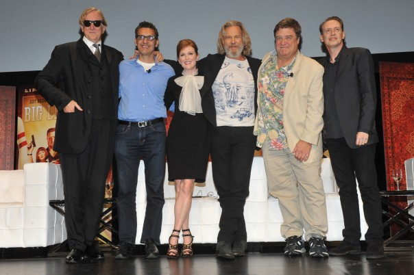 The Cast Of The Big Lebowski Reunite To Celebrate Movies Blu-Ray Release