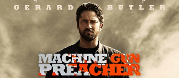 A New Machine Gun Preacher Clips & Images