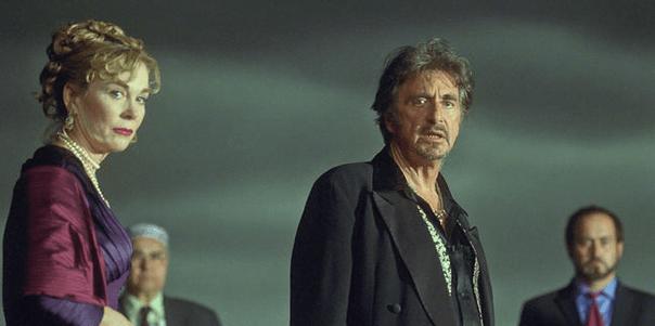 Promo Trailer For Wild Salome Starring Al Pacino