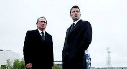 DVD Review: THE COMPANY MEN
