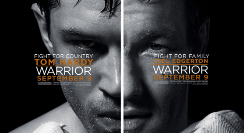 New UK Trailer & Images For WARRIOR Starring Tom Hardy, Joel Edgerton